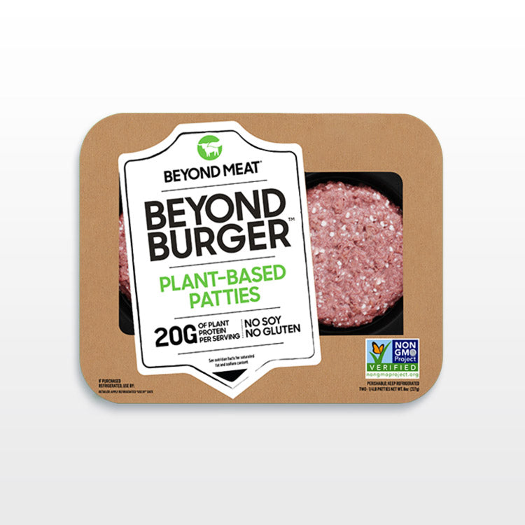 Beyond Burger - Beyond Meat - Beyond Burger - Beyond Meat Package