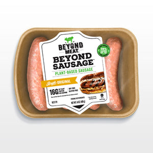 Beyond Sausage Brat Original - Beyond Meat Package
