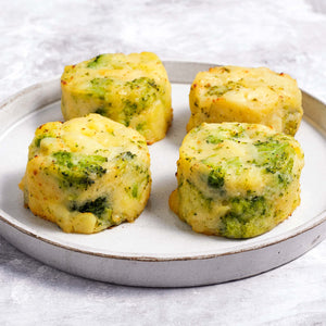 Broccoli & Cheese Gratins - Simply Delectable