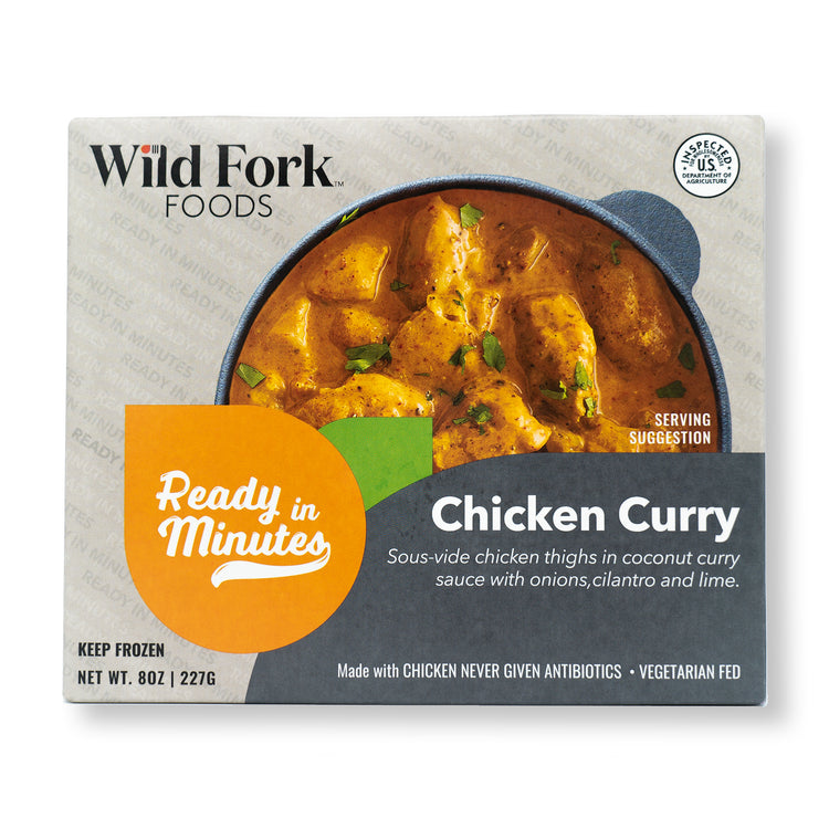 Chicken Curry - Chicken Curry Packaging