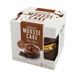 Chocolate Mousse - Marie Morin