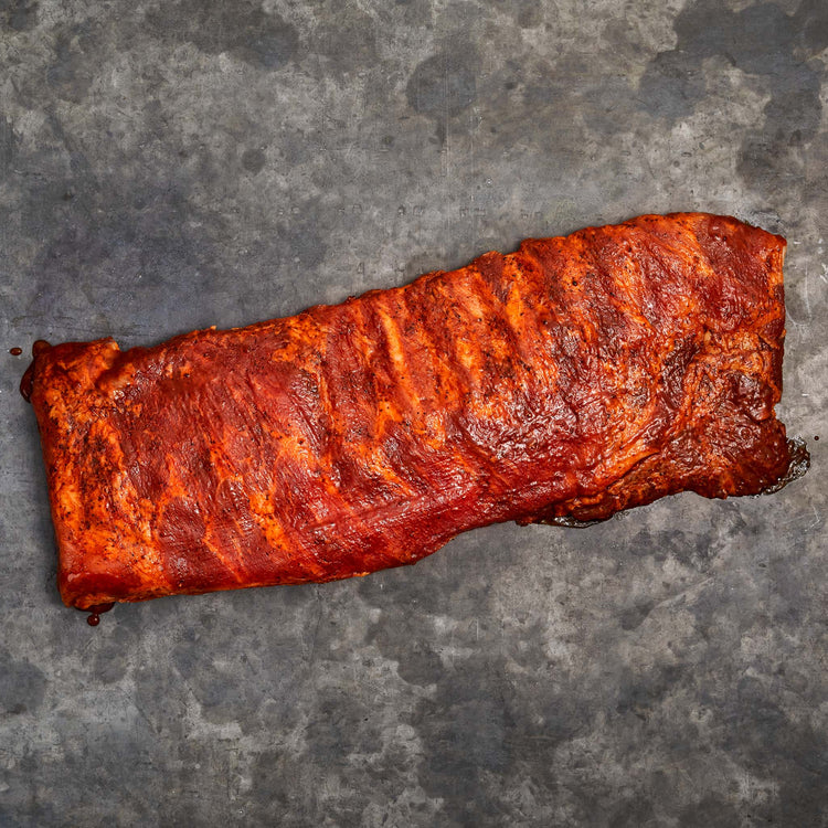 Cook In Bag St. Louis Ribs Kansas City-Style - Ready to Cook St. Louis Ribs Kansas City-Style