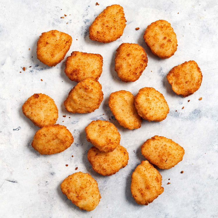 Fully Cooked Organic Chicken Nuggets - Applegate - Fully Cooked Organic Chicken Nuggets - Applegate