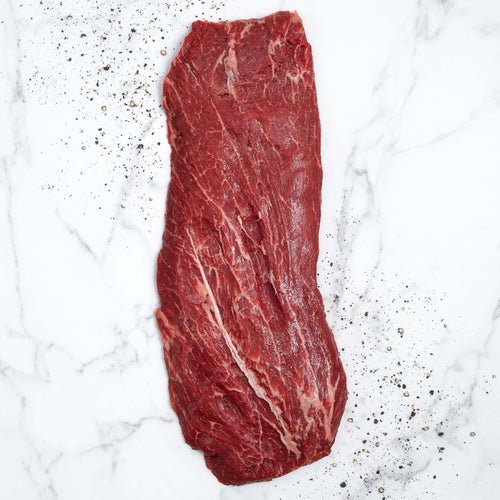 Black Angus Flat Iron Steak - Black Angus Flat Iron Steak