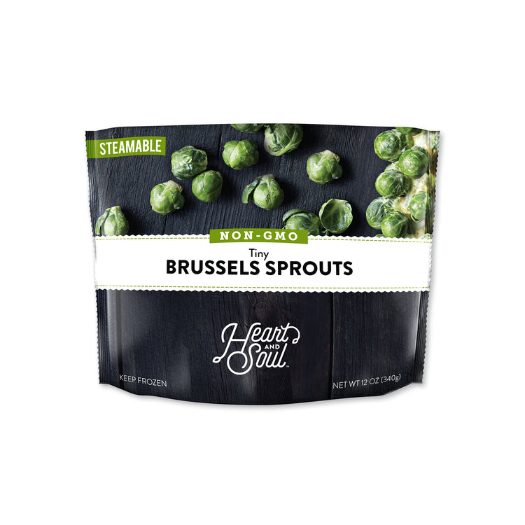 Tiny Brussels Sprouts - Tiny Brussels Sprouts - Heart and Soul Packaging