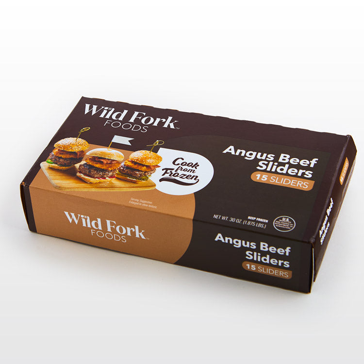 Angus Beef Sliders - Angus Beef Sliders Package