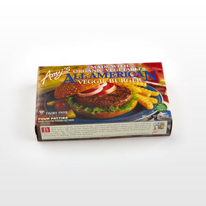 All American Veggie Burger - Amy's Package