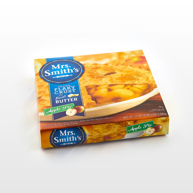 Apple Pie - Mrs. Smith's - Apple Pie - Mrs. Smith's Package