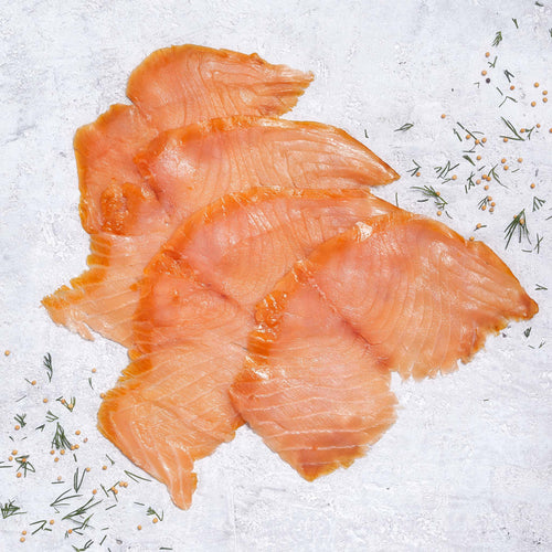 Original Oak Smoked Salmon 16 oz