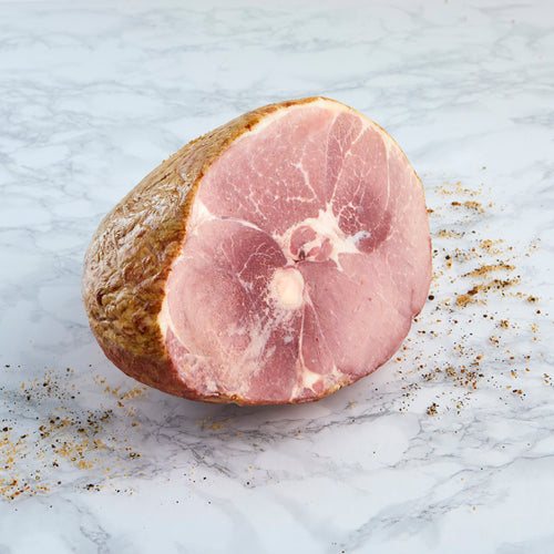 Bone-In Berkshire Smoked Ham - Bone-In Berkshire Ham