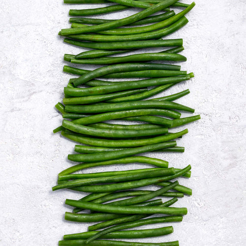 Steamable Petite Whole Green Beans - Flav-R-Pac