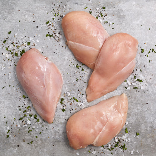 Chicken Breast Enhanced up to 15% solution*