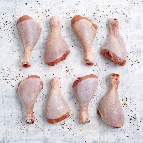 Chicken Drumsticks Enhanced up to 15% solution*