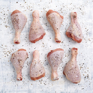 Antibiotic Free Skin On Bone In Chicken Drumsticks