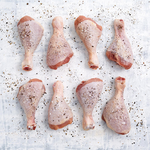 Antibiotic Free Chicken Drumsticks - Antibiotic Free Skin On Bone In Chicken Drumsticks