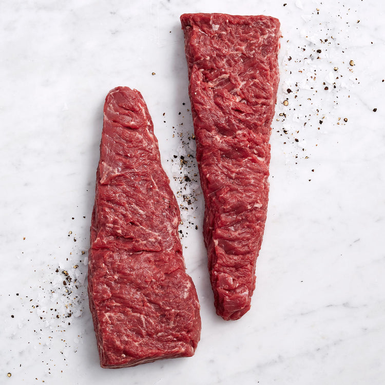 Beef Flap Meat Steak - USDA Choice Boneless Flap Meat