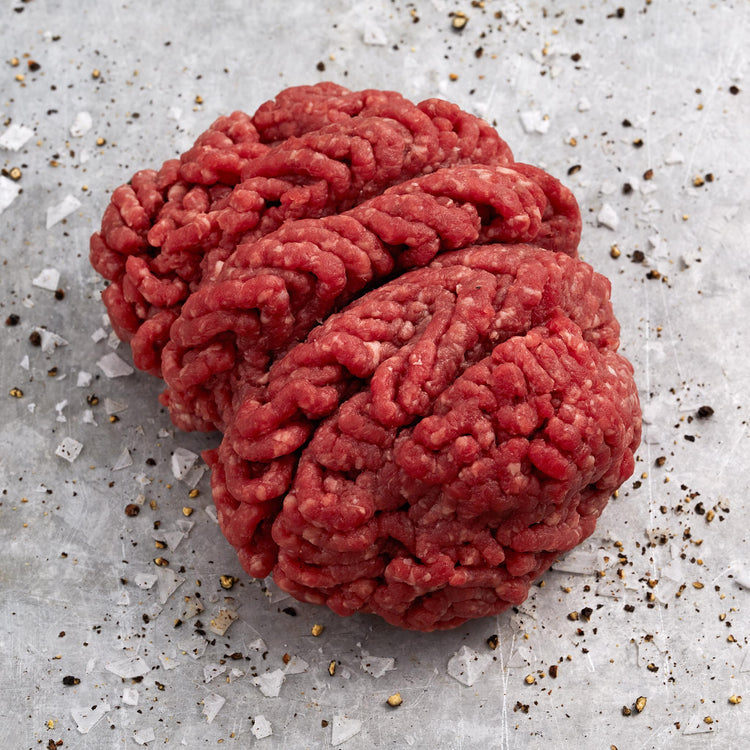 Ground Beef Sirloin	90% Lean 10% Fat - Ground Beef Sirloin	90% Lean 10% Fat