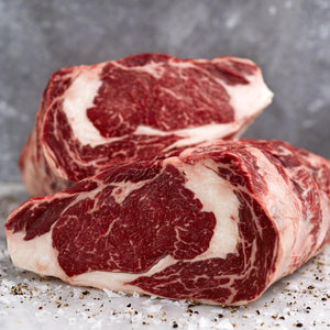 USDA Choice Grass Fed Beef Ribeye Steak