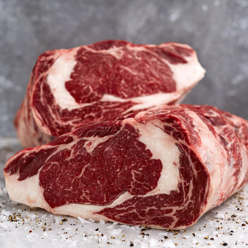 Grass Fed Beef Ribeye Steak - Grass Fed Beef Ribeye Steak