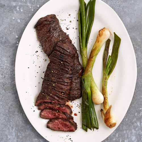 Antibiotic Free Angus Beef Outside Skirt Steak - Antibiotic Free Angus Beef Outside Skirt Steak