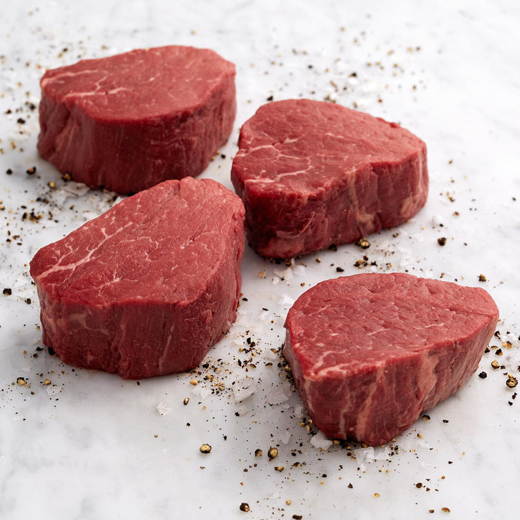 Beef Center Cut Filet Mignon - Beef Center Cut Filet Mignon