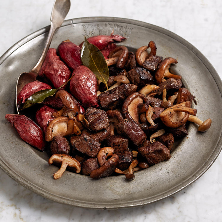 Beef Tenderloin Tips - Beef Tenderloin Tips