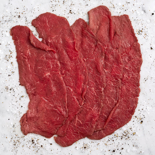 Grass Fed Beef Thin Top Round Steak Thin - Grass Fed Beef Thin Top Round Steak Thin