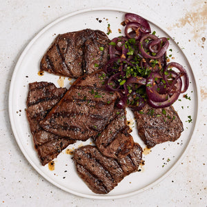 USDA Choice Beef Top Sirloin Steak