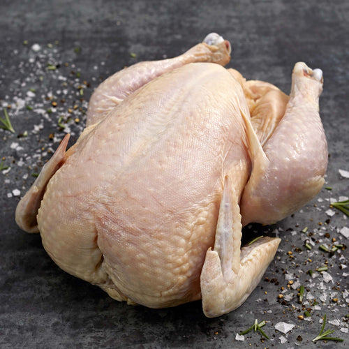 Antibiotic Free Whole Young Chicken