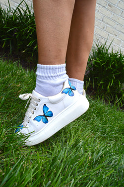 Be Free Butterfly Sneakers - E V O L V E