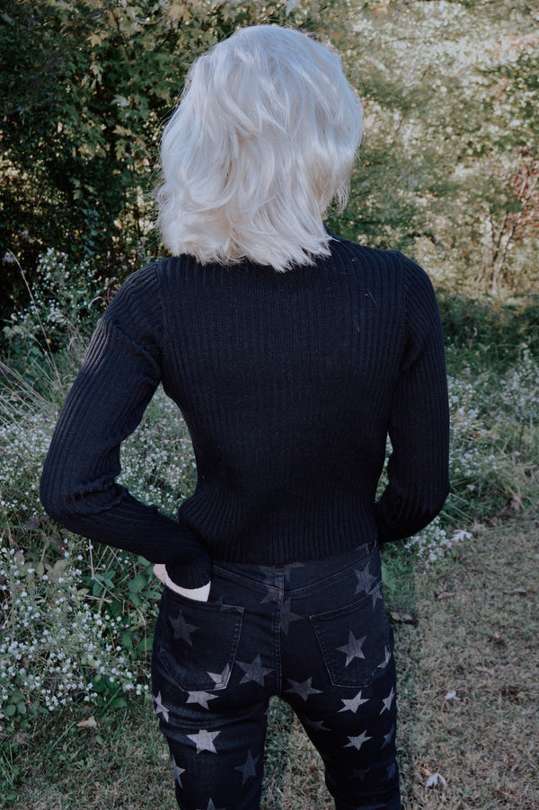 Midnight Sky Sweater