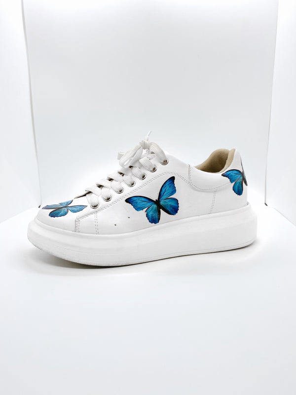 Be Free Butterfly Sneakers - Shop Evolve