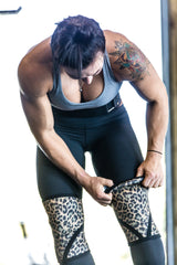 Lioness Knee Sleeves