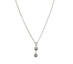 Lifter Necklace in Sterling Silver