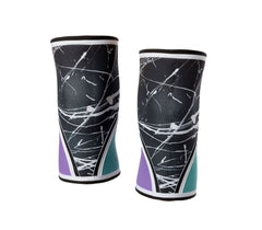 Block Party Knee Sleeves