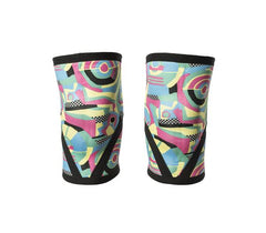 Swirls for Girls Knee Sleeves