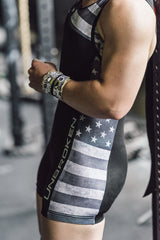 Stars and Stripes Singlet
