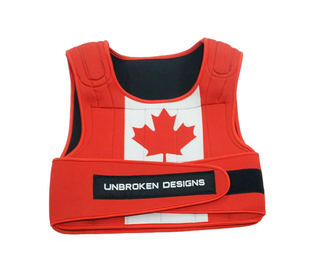 O Canada 9kg Weight Vest