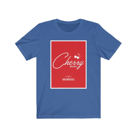 Masc Fit / Unisex - Cherry Batch #24 - Throwback Tee