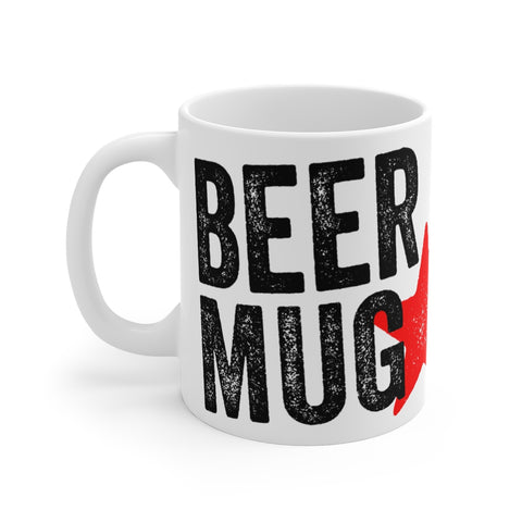 "Brewhouse ""BEER MUG"" - 11oz"