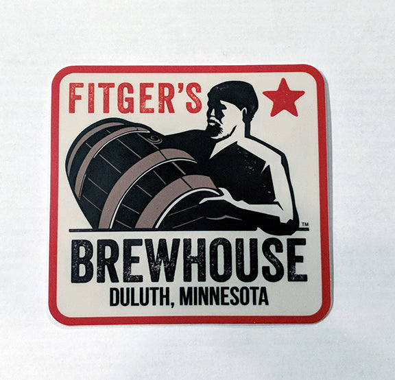 Fitger's Brewhouse Sticker