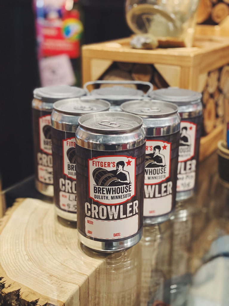 "ADD-ON Crowlers (Add Delivery Address, Phone # and Beer Selection to ""Notes"" in Cart)"