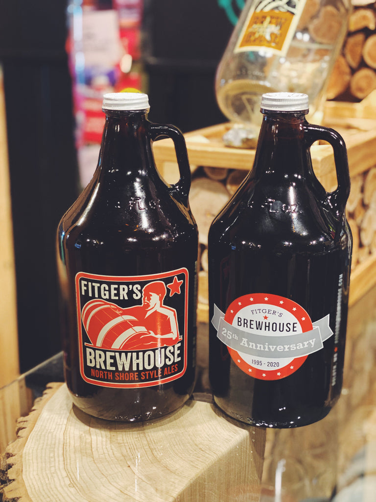 "2 Growler Combo (Add Delivery Address, Phone # and Beer Selection to ""Notes"" in Cart)"