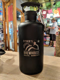 Fitger's Brewhouse Stainless Steel Growler 64oz