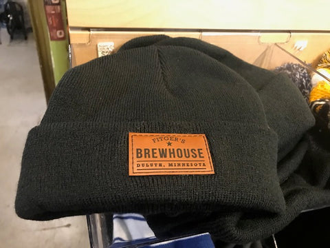 Brewhouse black beanie