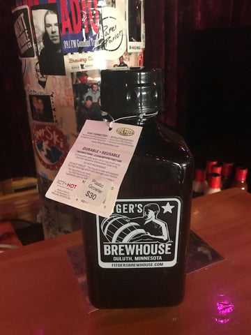 Plastic Fitgers Brewhouse Growler