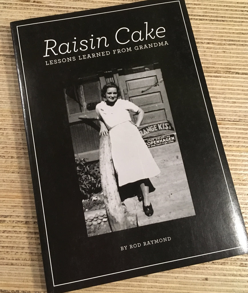 'Raisin Cake' by Rod Raymond