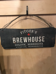 Fitger's Brewhouse small tin sign