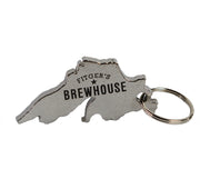 Lake Superior Bottle Opener and Key Chain
