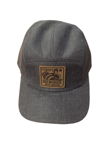 Unstructured Camper Cap